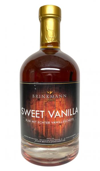 Sweet Vanilla - Rum mit Vanilleschote