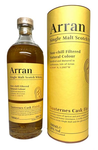 ARRAN Sauternes Finish