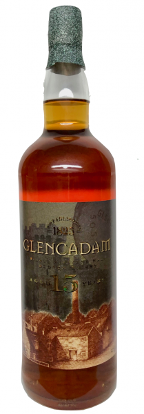 GLENCADAM 15y Literflasche