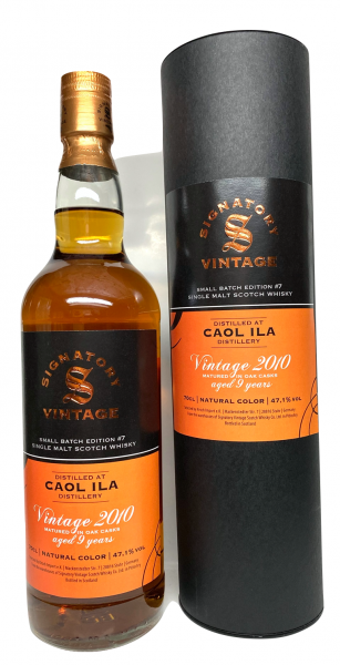 CAOL ILA 2010 SV Small Batch