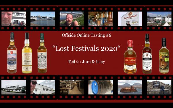 Online Tasting #6 Lost Festivals Teil 2