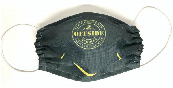 Offside Maske Mund-Nasenmaske